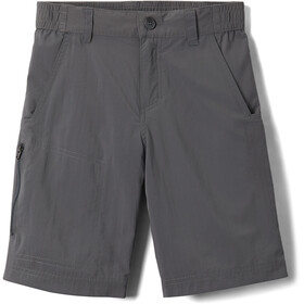 Columbia Silver Ridge IV Pantaloncini Ragazzo, city grey